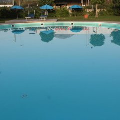 Отель ScaleaMare Holiday Home Скалея бассейн фото 3