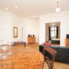 Апартаменты Marina Apartments Apartament Wzorcownia Сопот комната для гостей фото 5