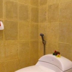 Отель Balangan Sea View Bungalow ванная