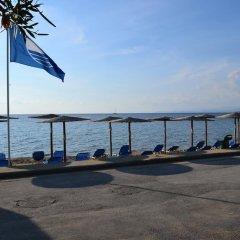 Отель Regos Resort Hotel Греция, Ситония - отзывы, цены и фото номеров - забронировать отель Regos Resort Hotel онлайн приотельная территория