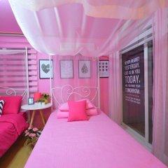 Отель Han River Guesthouse 2* Студия с различными типами кроватей фото 39