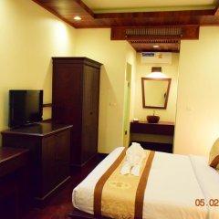 Отель Villa Chitchareune 3* Номер Делюкс с различными типами кроватей фото 9