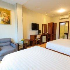 Hong Vy 1 Hotel 3* Стандартный номер с различными типами кроватей фото 6
