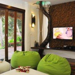 Отель Koh Tao Cabana Resort 4* Вилла с различными типами кроватей фото 7