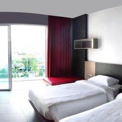 At Patong Hotel 4* Номер Делюкс двуспальная кровать фото 25