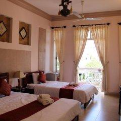 Отель Thanh Luan Hoi An Homestay Стандартный номер с различными типами кроватей фото 7