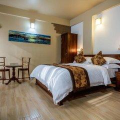 Отель The Vinorva Maldives 3* Улучшенный номер с различными типами кроватей фото 2