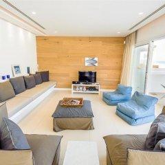 Отель Oceanview Villa 100 Кипр, Протарас - отзывы, цены и фото номеров - забронировать отель Oceanview Villa 100 онлайн спа