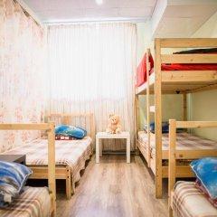 Мини-отель Столица Кровать в женском общем номере двухъярусные кровати фото 5