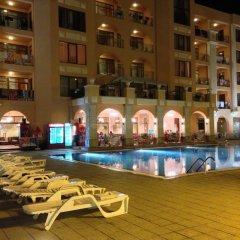 Апартаменты Palazzo Apartment Lew Солнечный берег бассейн