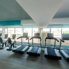 Отель Atlantis Condo Resort By Anatoly фитнесс-зал