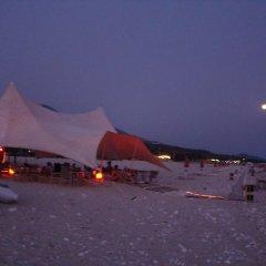Отель Altea Beach Lodges спортивное сооружение
