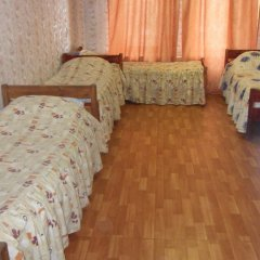 Мини-отель Лира Кровать в общем номере с двухъярусной кроватью фото 19