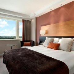 Отель Hilton London Metropole 4* Номер категории Премиум с различными типами кроватей