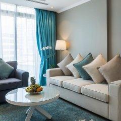 Отель Jannah Marina Bay Suites Апартаменты с различными типами кроватей