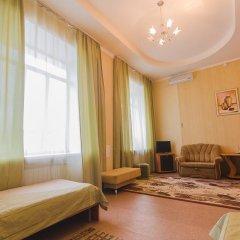Гостиница Русь Номер Эконом разные типы кроватей фото 6