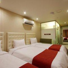 Hotel Myeongdong 3* Номер Делюкс