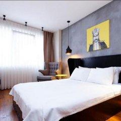 Отель SuB Karaköy - Special Class 4* Стандартный номер с различными типами кроватей фото 12