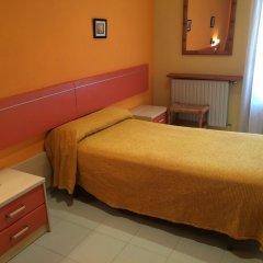 Отель Hostal Los Valles Стандартный номер с различными типами кроватей