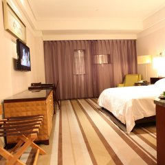 Harriway Garden Hotel Houjie 4* Номер Комфорт с различными типами кроватей фото 3