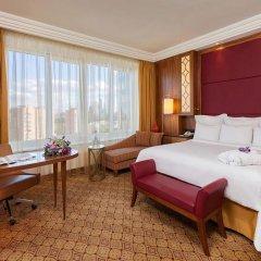 Гостиница Ренессанс Москва Монарх Центр 4* Номер Делюкс с двуспальной кроватью фото 3