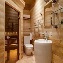 Гостиница Happy Inn St. Petersburg 4* Стандартный номер с двуспальной кроватью фото 23