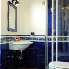 Отель Villa Rina 3* Стандартный номер с различными типами кроватей фото 6