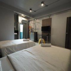 Отель S1hostel Bangkok Бангкок комната для гостей фото 2