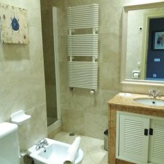 Отель Casa Da Capela De Cima ванная фото 2