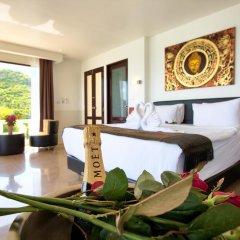 Отель Crystal Bay Beach Resort 3* Номер категории Премиум с различными типами кроватей фото 7