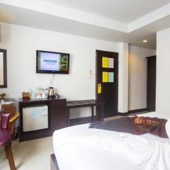 Отель Silver Resortel Стандартный номер с двуспальной кроватью фото 2