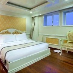 Отель Signature Halong Cruise 4* Полулюкс с различными типами кроватей фото 9