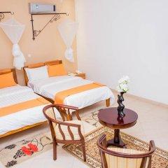 Mountain's View Hotel 3* Стандартный номер с двуспальной кроватью фото 5