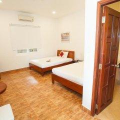 Отель Homestead Phu Quoc Resort 3* Бунгало Делюкс с различными типами кроватей фото 7