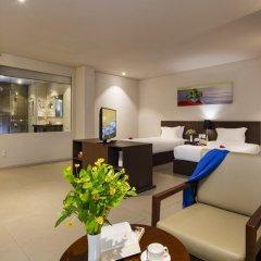 Terracotta Hotel & Resort Dalat 4* Номер Делюкс с 2 отдельными кроватями фото 2