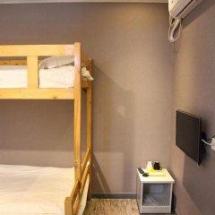 Отель Shanghai Blue Mountain Youth Hostel - Hongqiao Китай, Шанхай - отзывы, цены и фото номеров - забронировать отель Shanghai Blue Mountain Youth Hostel - Hongqiao онлайн комната для гостей фото 5