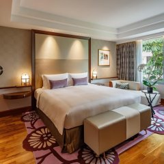 Отель Sofitel Singapore Sentosa Resort & Spa 5* Президентский люкс с различными типами кроватей фото 7