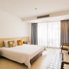 Отель Baboona Beachfront Living Таиланд, Паттайя - 2 отзыва об отеле, цены и фото номеров - забронировать отель Baboona Beachfront Living онлайн комната для гостей фото 5