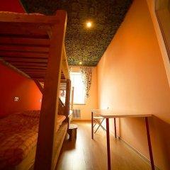 Хостел Ура рядом с Казанским Собором Номер с общей ванной комнатой с различными типами кроватей (общая ванная комната) фото 4