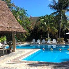 Отель Plaza Caribe Мексика, Канкун - отзывы, цены и фото номеров - забронировать отель Plaza Caribe онлайн бассейн