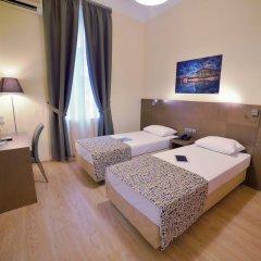 Отель Orestias Kastorias комната для гостей