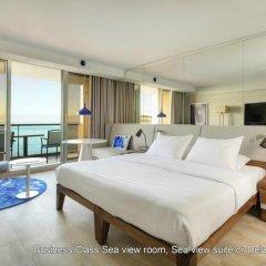 Radisson Blu Hotel, Nice 4* Люкс повышенной комфортности с различными типами кроватей фото 12