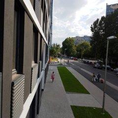 Отель Luna Польша, Вроцлав - отзывы, цены и фото номеров - забронировать отель Luna онлайн балкон