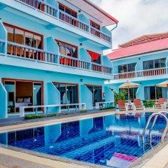 Отель Delicious Residence 2* Улучшенный номер с двуспальной кроватью фото 2