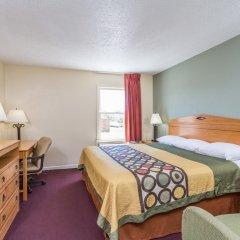 Отель Super 8 by Wyndham Manning 2* Стандартный номер с различными типами кроватей фото 4