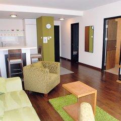 Bliss Hotel And Wellness 4* Улучшенные апартаменты с различными типами кроватей фото 11