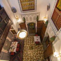 Отель Casa Aya Medina Марокко, Фес - отзывы, цены и фото номеров - забронировать отель Casa Aya Medina онлайн интерьер отеля