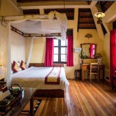Saphir Dalat Hotel 3* Номер Делюкс с различными типами кроватей