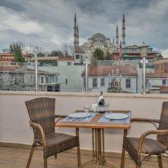 Antis Hotel - Special Class Турция, Стамбул - 12 отзывов об отеле, цены и фото номеров - забронировать отель Antis Hotel - Special Class онлайн балкон