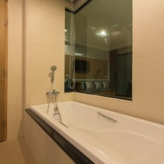 Отель AVA Sea Resort 4* Улучшенный номер с различными типами кроватей фото 6
